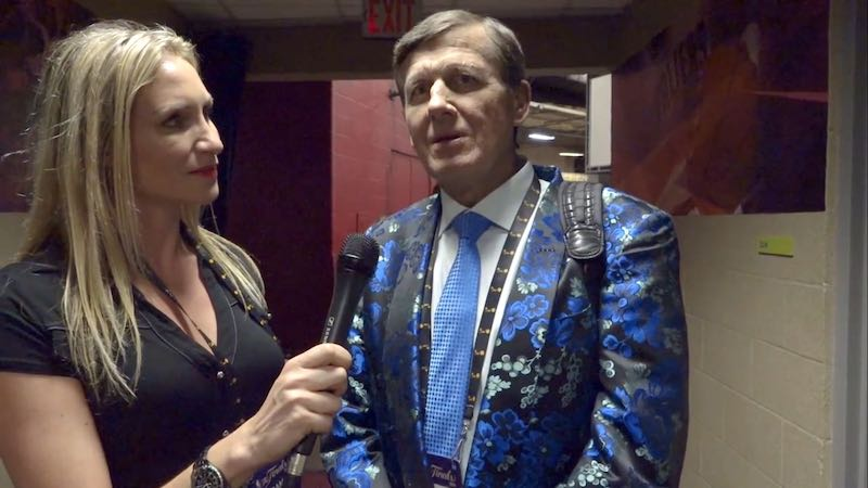 Interview With A Legendary Reporter At NBA Finals This Year, Craig Sager
