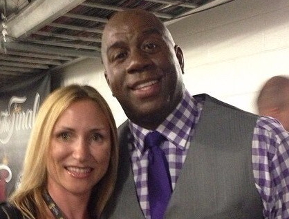 Magic Johnson: The Role Of International Players In The NBA | VSport