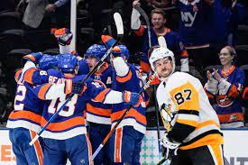 NY Islanders beat Pengiuns